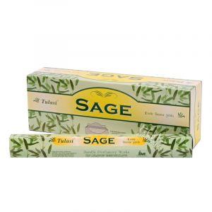 Tulasi Sage - Šalvěj indické vonné tyčinky 20 ks