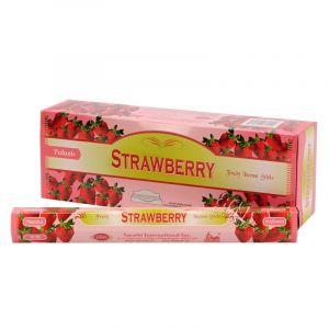 Tulasi Strawberry - Jahoda indické vonné tyčinky 20 ks | SoNo spol. s r.o.