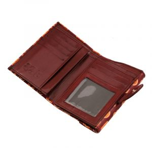 Dámská kožená peněženka Envelope BOB kaštanová | SoNo spol. s r.o.