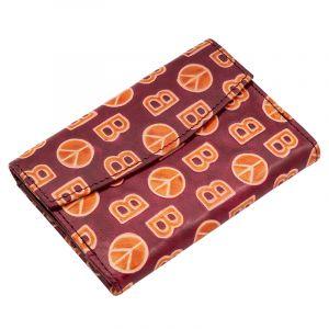 Kožená peněženka Envelope BOB kaštanová