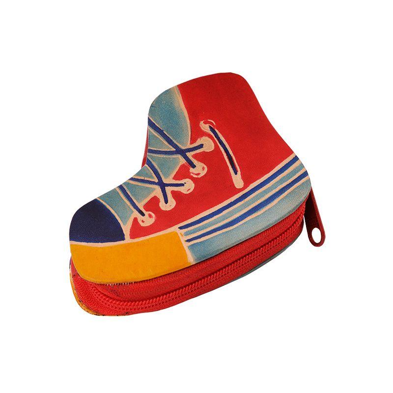 Kožená peněženka na drobné Skate