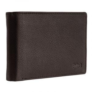 Kožená pánská peněženka Smart černá