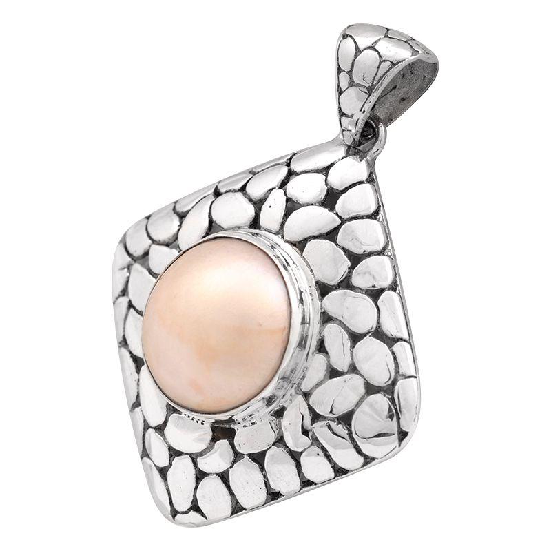 Stříbrný přívěsek s perlou Mabe Ag 7,9 g   SoNo spol. s r.o.