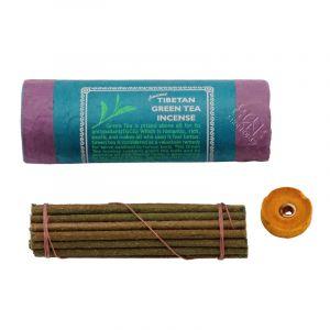 Ancient Green tea tibetské vonné tyčinky 30 ks | SoNo spol. s r.o.