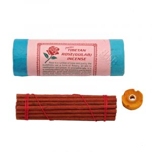Ancient Rose tibetské vonné tyčinky 30 ks