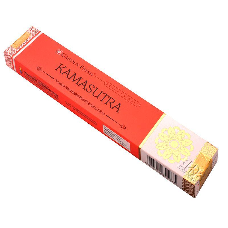 Garden Fresh Kamasutra indické vonné tyčinky 15 g | SoNo spol. s r.o.