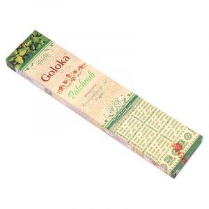 Vonné tyčinky Goloka Masala Patchouli 15 g