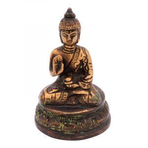 Soška Buddha kov 08 cm