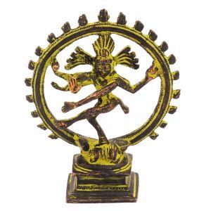 Kovová soška Shiva Nataraja 11 cm