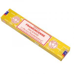 Vonné tyčinky Satya Frankincense 15 g