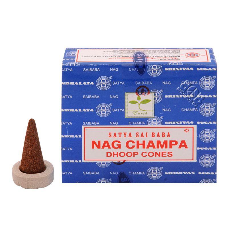 Satya Nag Champa indické vonné františky 12 ks