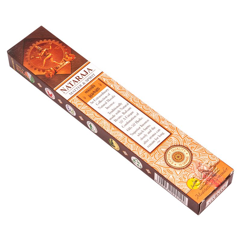 Sree Vani Masala Nataraja indické vonné tyčinky 15 g