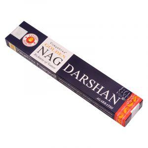 Vijayshree Golden Nag Darshan indické vonné tyčinky 15 g