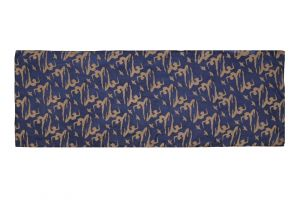 Hedvábný šátek 150 x 50 cm Jogini modrý   SoNo spol. s r.o.