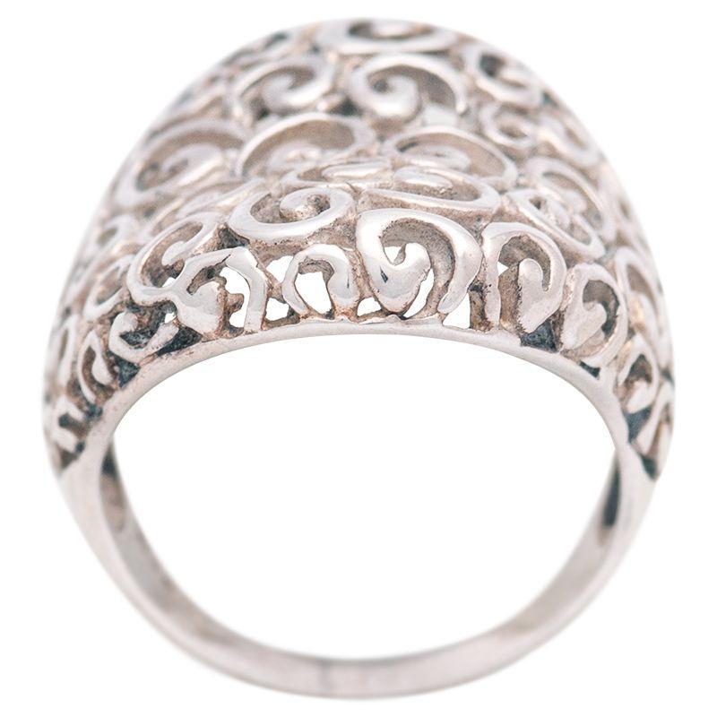 Stříbrný prsten Ag 6,0 g filigrán | SoNo spol. s r.o.
