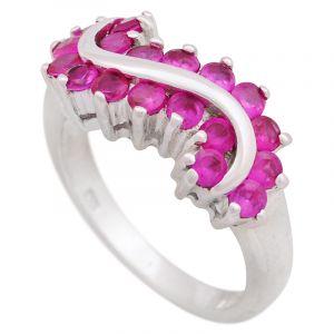 Stříbrný prsten se zirkony Ag 5,4 g | SoNo spol. s r.o.