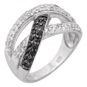 Stříbrný prsten se zirkony Ag 7,2 g   SoNo spol. s r.o.