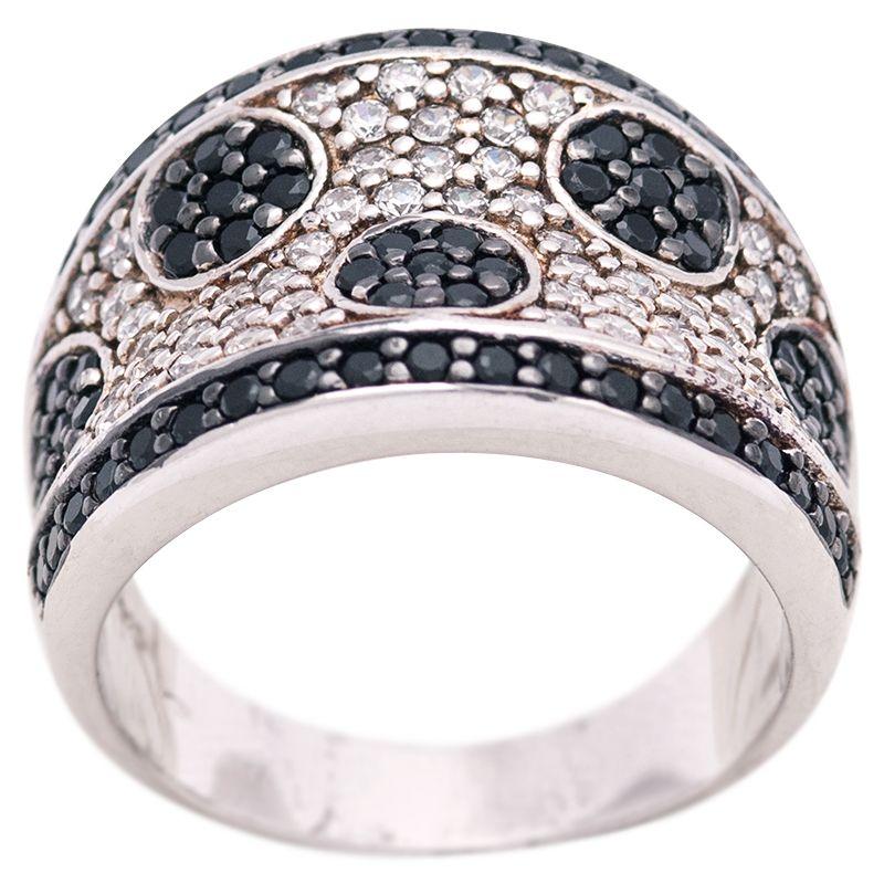Stříbrný prsten se zirkony Ag 8,8 g   SoNo spol. s r.o.
